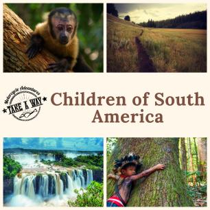 Children of South America