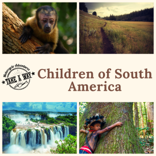 Children of South America